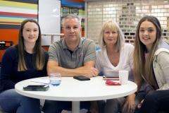 Ella Mitchell & Family
