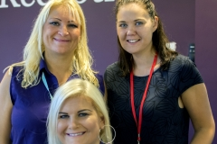 Our lovely Reception staff at N&CC