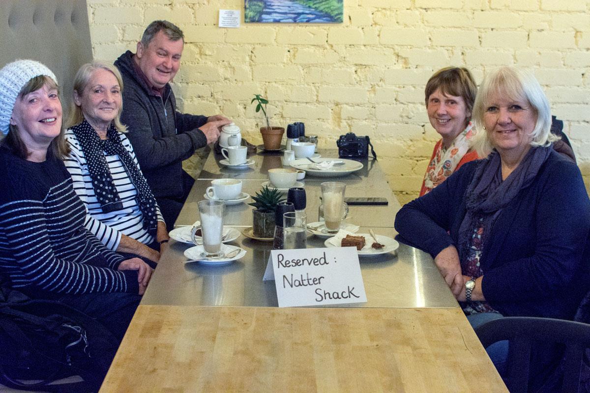 Eadie's Kitchen - The Natter Shack Scheme