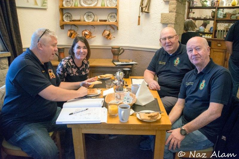 Colne Armed Forces & Veterans Breakfast Club - Jan 2020