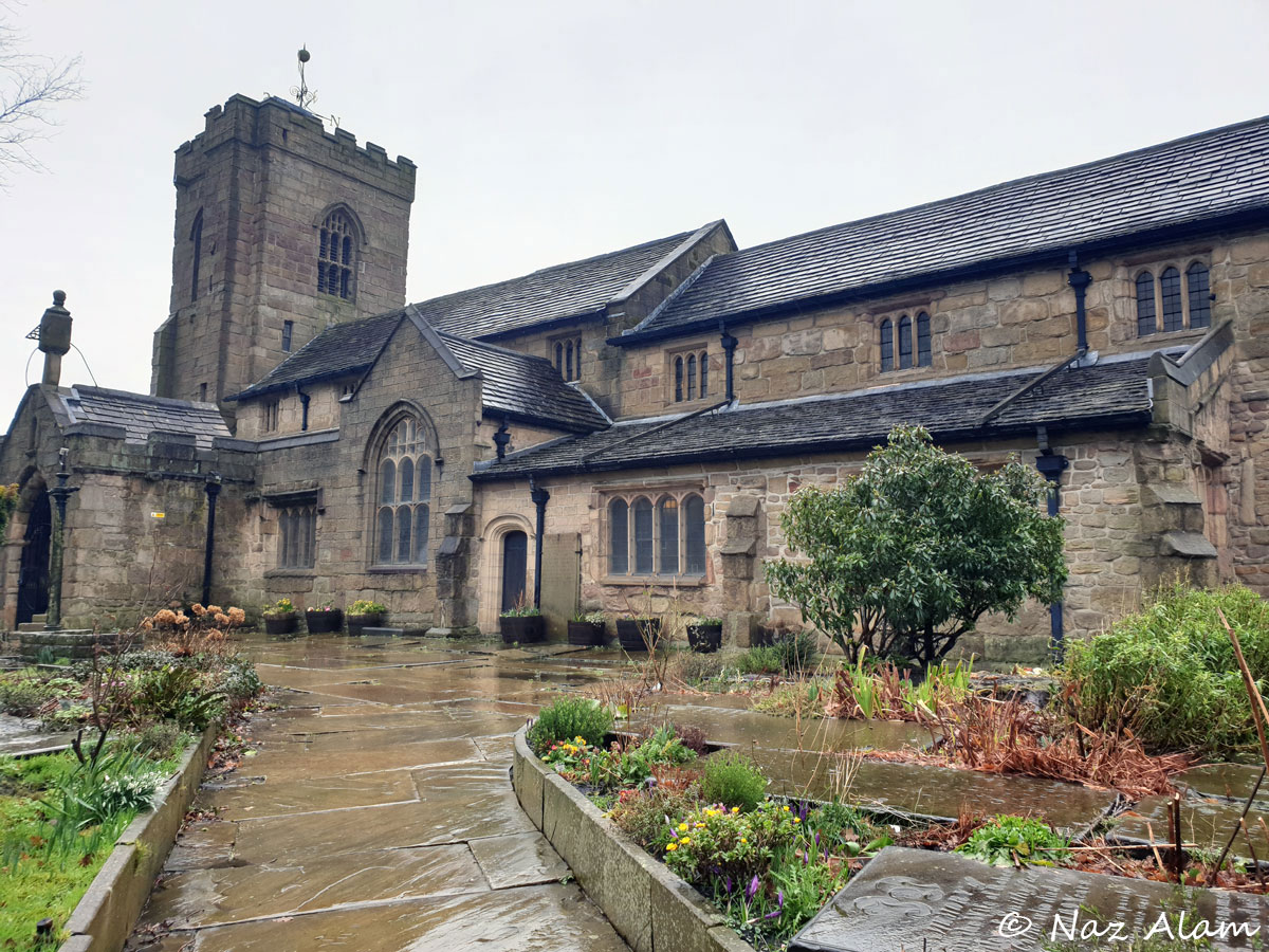 Colne Parish Church offers free lunches during school half term holidays