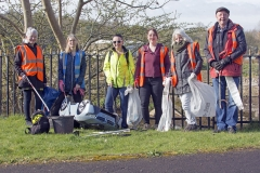 Great British Spring Clean - Waterside