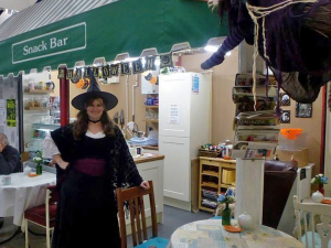 Colne Market Hall: The Kitchen Witch (Snack Bar)
