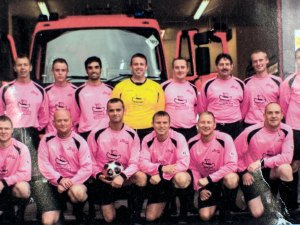 Colne Fire Station v Pendle Athletic FC - Memorial Charity Event (2010)
