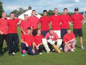 Charity Cricket Match - 2010