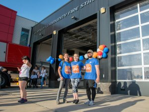 MND Charity Walk 2019 - Burnley Fire Station