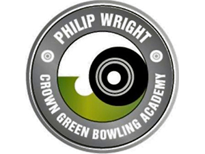 Philip Wright Crown Green Bowling Academy Logo